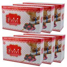 6X Vivi Gluta Pink Plus Weight Control Supplements Accelerate metabolism skin