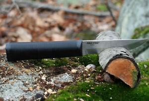 "Cold Steel Finn Bear Fixed Knife 4"" 4116 Steel Blade Black Polypropylene Handle"