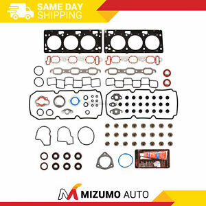Head Gasket Set Fit 99-06 Chrysler 300 Pacifica Concorde Dodge 3.5 SOHC VIN G, M
