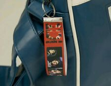 1D 1 Direction One Direction strap keyring zip pull. HANDMADE Crafts UK. Strong.