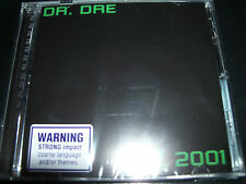 Dr Dre Chronic 2001 (Australia) CD – New
