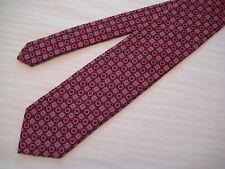 KOLTE Couture Neck Tie Pink/Black/Gray/Blue 100% Silk