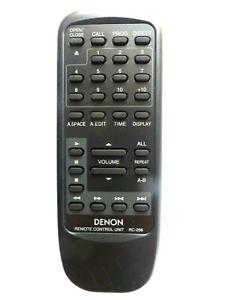 New DENON CD PLAYER REMOTE RC-266 for DCD485 DCD635 DCD655 DCD685 DCD735 DCD735K