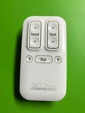 New listing Tempur-Pedic Teb-100-R Ergo Remote Control