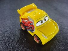 DISNEY PIXAR CARS DIE CAST MINI RACERS RUST-EZE CRUZ RAMIREZ LOOSE FREE SHIP