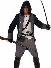Silent Warrior Costume Mens Adult Ninja Assassins Creed - Fast Ship -