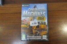 CONSTRUCTION MACHINES 2014     ----- pour PC