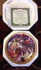 Michael Jordan 1991 Championship Collector Plate - With COA