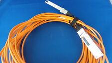 10M 30Ft QSFP+ Active Optical Cable 40Gbit/s Fiber Cable QDR FCBG410QB1C10-QL