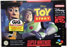 TOY STORY SUPER NINTENDO SUPER NES