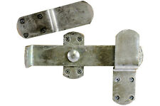 STABLE DOOR Kick Over Bolt Latch Equestrian Horse Gate Catch GALVANISED STEEL