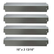 Charbroil Gas Grill Heat Plate Stainless Steel Heat Shield SPX21 -4pack