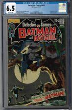 CGC 6.5 DETECTIVE COMICS #405 LEAGUE OF ASSASSINS 1ST APPEARANCE 1970 BATMAN OW
