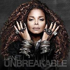 JANET JACKSON-UNBREAKABLE-JAPAN CD BONUS TRACK F30