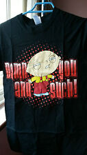 Family Guy 'Damn You and Such' T-Shirt Small Size