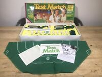 Vintage Test Match By Peter Pan Playthings Table Top Cricket