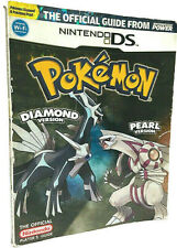 Pokémon -- Nintendo DS -- Diamond & Pearl Edition -- Official Guide  (2007)