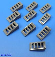 LEGO Nr 4540386/1x2 2/3 INFERRIATA Dachstein / 10-pc