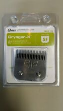 New! Oster A5 Golden & Turbo Cryogen-x # 5F Clipper Blade 78919-176