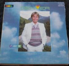 JOHN DENVER It's About Time LP