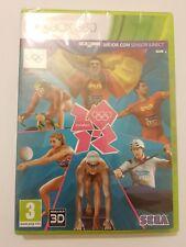 London 2012 Xbox 360 pal España Nuevo y Sellado de Fabrica