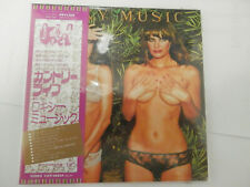 Roxy Music-Country Life Japan Import Mini CD  Complete OBi/ 3 Inserts New OOP