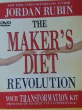 THE MAKER'S DIET REVOLUTION KIT, , book journal DVD cookbook