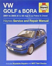 VW Golf & Bora by Haynes Publishing 9780857339720 (Paperback, 2014)