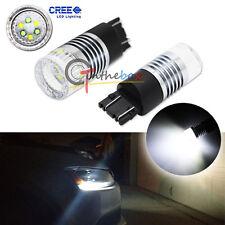2x CAN-bus CREE White LED Bulbs for VW B7 Volkswagen Passat Daytime DRL Lights