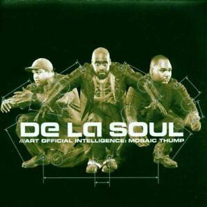 De La Soul Art Official Intelligence: Mosaic Thump CD