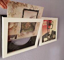 SHOW & LISTEN `LP Rahmen - Schallplattenrahmen - white/weiß` Neu/New/OVP