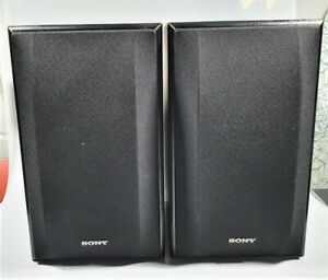 Sony SS-86E Speakers System -Made in UK-70 W HiFi 5 star award Fully Working