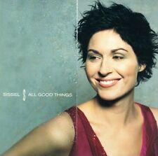 CD Sissel Kyrkjebo All Good Things, Norwegen 2000