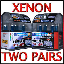 H7 5900K 100W XENON HID HALOGEN HEADLIGHT BULBS 2-SETS
