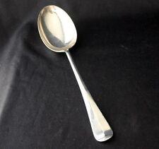 COOPER BROS & Sons Silverplate Medium Serving Spoon