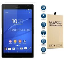 "2 X Tempered Glass Screen Protector For Sony Xperia Z3 8"" Compact Tablet"