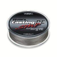 * VARIVAS Avani Casting PE SMP Super Max Power 8 Braid PE Line 200m 218yds
