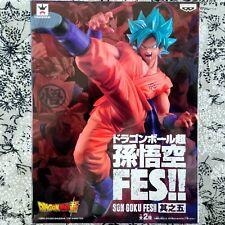 Dragon Ball Super - SSGSS Super Saiyan God Super Saiyan Goku Statue by Banpresto