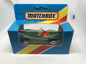 1981 MATCHBOX MB 22 JAGUAR XK-120 Excellent Cond