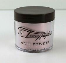 Tammy Taylor Cover It Up Nail Powder Medium Pink 2.5oz Open Free Shipping