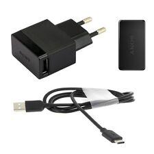 Chargeurs et stations d'accueil Sony pour téléphone mobile et assistant personnel (PDA) USB