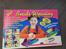 Perlen Webrahmen von Pretty Girl - Spiel Neu & Ovp Beads Weaving
