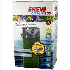 Eheim Classic 250 - 2213 (With Sponge and Bio Media) Canister Filter