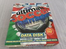 (Commodore Amiga) Ultimate Soccer Manager 95/96 Update (Impression) (Tested)