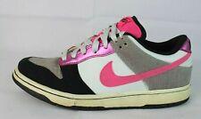 Nike 6.0 women's sneakers retro shoes multicolor leather canvas laces size US 8