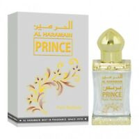 Prince 12ml Par Al Haramain Fruité Orange Fleur Floral Épicé Vert Parfum Huile