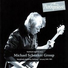 Rockpalast: Hardrock Legends, Vol. 2 by Michael Schenker/Michael Schenker Group (CD, Oct-2010, MIG (Made In Germany))