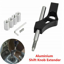 Adjustable Height Lever Extension Stick Car Shift Knob Gear Shifter Extender Kit