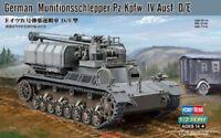 Hobbyboss 1/72 82907 Munitionsschlepper Pz.Kpfw. IV D/E Assembly Kit Hot
