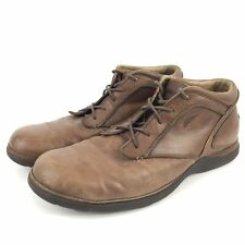 Red Wing Shoes Mens Size 14 B Brown Leather Work Boots #4969